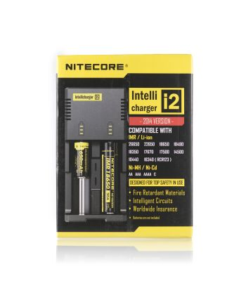 Nitecore Intellicharger i2 Mod Battery Charger